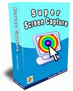 The capture desktop program supports full-screen capture as well as capture of specific regions.